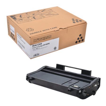 408010 Lézertoner, SP150 nyomtatóhoz, RICOH, fekete, 1,5K