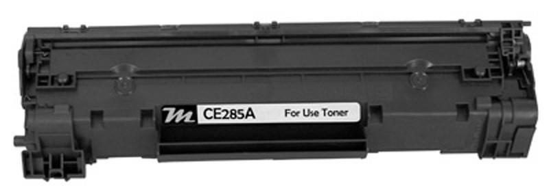 . Utángyártott Hp CE285A/CB435A/CB436A/CE278A, LJP1102 fekete toner, 1,6K 820420